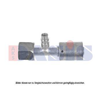 Verbindungsstück -- AKS DASIS, Spezifikation: Fitting Konus, Material: 1...