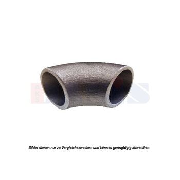 Rohrbogen -- AKS DASIS, Spezifikation: Bogen 90°...