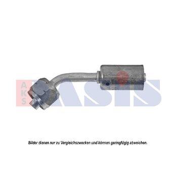 Verbindungsstück -- AKS DASIS, Spezifikation: Fitting O-Ring, Material: 1...