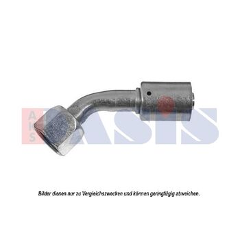 Verbindungsstück -- AKS DASIS, Spezifikation: Fitting Konus, Material: 10...