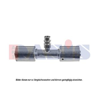 Schlauchverbinder -- AKS DASIS, Spezifikation: Verbinder, Material: 10...