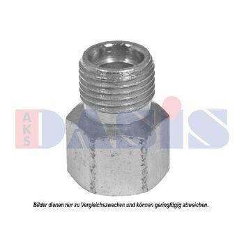 Verbindungsstück -- AKS DASIS, Spezifikation: Adapter O-Ring/Konus...