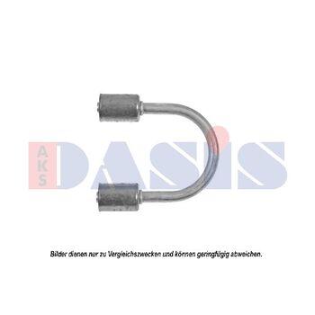 Schlauchverbinder -- AKS DASIS, Gewicht [g]: 100, Neuteil: ...