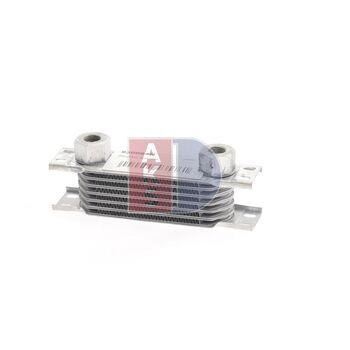 Ölkühler, Motoröl -- AKS DASIS, Netzmaße: 205x53x50, Länge [mm]: 205...