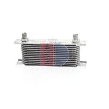 Ölkühler, Motoröl -- AKS DASIS, Netzmaße: 280x98x50, Länge [mm]: 280...