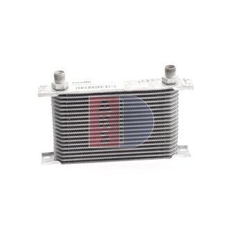 Ölkühler, Motoröl -- AKS DASIS, Netzmaße: 280x145x50, Länge [mm]: 280...