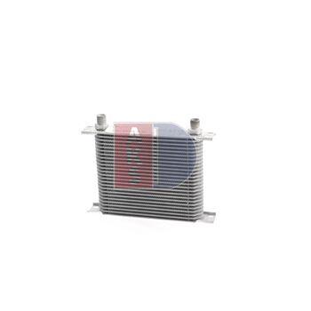 Ölkühler, Motoröl -- AKS DASIS, Netzmaße: 280x190x50, Länge [mm]: 280...