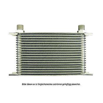 Ölkühler, Motoröl -- AKS DASIS, Einbaubreite [mm]: 305, Länge [mm]: 210...