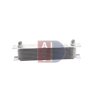 Ölkühler, Motoröl -- AKS DASIS, Netzmaße: 354x75x50, Länge [mm]: 354...
