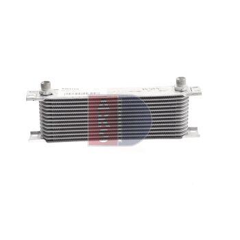 Ölkühler, Motoröl -- AKS DASIS, Netzmaße: 354x98x50, Länge [mm]: 354...