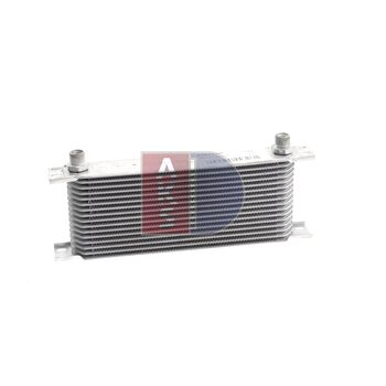 Ölkühler, Motoröl -- AKS DASIS, Netzmaße: 354x123x50, Länge [mm]: 354...