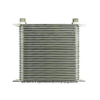 Ölkühler, Motoröl -- AKS DASIS, Einbaubreite [mm]: 430, Länge [mm]: 335...