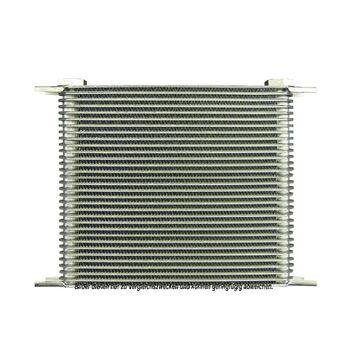Ölkühler, Motoröl -- AKS DASIS, Einbaubreite [mm]: 380, Länge [mm]: 285...