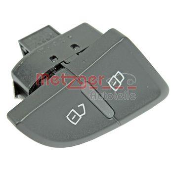Schalter, Türverriegelung Original Ersatzteil -- METZGER, AUDI, A4...