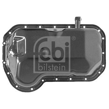 Ölwanne -- FEBI, VW, GOLF II (19E, 1G1), JETTA 1G2, 165), PASSAT...