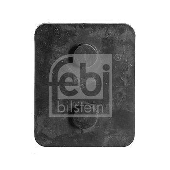 Druckscheibe, Blattfeder -- FEBI, Gewicht [kg]: 0,05