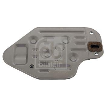 Hydraulikfilter, Automatikgetriebe -- FEBI, BMW, 3 Compact (E36), ...