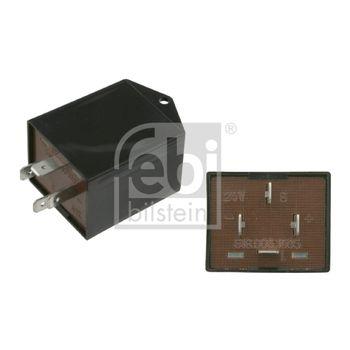 Sensor, Kühlmittelstand -- FEBI, Spannung [V]: 24, Anschlussanzahl: 4...