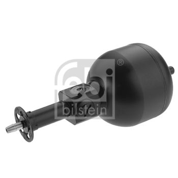 Druckspeicher, Bremsanlage -- FEBI, AUDI, 100 (44, 44Q, C3), Avant, ...