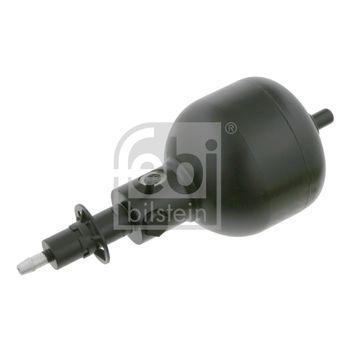 Druckspeicher, Bremsanlage -- FEBI, AUDI, 100 (4A, C4), (44, 44Q, C3),...