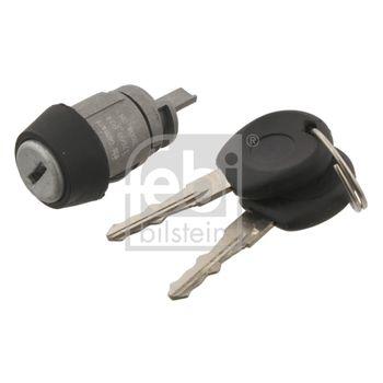 Schließzylinder, Zündschloß -- FEBI, VW, GOLF III (1H1), II (19E,...