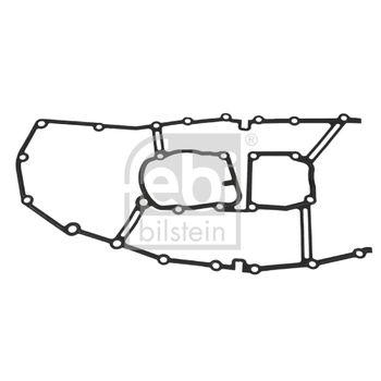 Dichtung, Steuergehäuse -- FEBI, BMW, 3 (E46), Compact (E36), Z3, ...