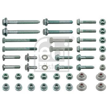 Montagesatz, Lenker -- FEBI, AUDI, A4 Avant (8ED, B7), (8E5, B6), ...