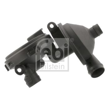 Filter, Kurbelgehäuseentlüftung -- FEBI, BMW, 5 (E39), 3 (E46), ...