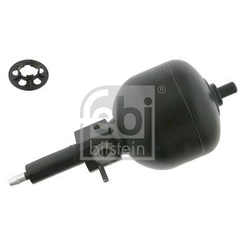 Druckspeicher, Bremsanlage -- FEBI, AUDI, 80 (8C, B4), Avant, (89,...