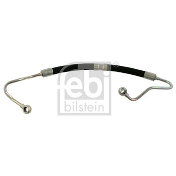 Hydraulikschlauch, Lenkung -- FEBI, BMW, 3 Cabriolet (E36), Coupe, ...