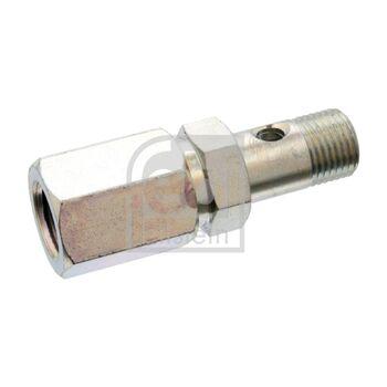 Ventil, Kraftstofförderanlage -- FEBI, Druck [bar]: 2,65...