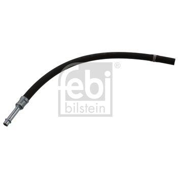 Hydraulikschlauch, Lenkung -- FEBI, BMW, 7 (E38), Länge [mm]: 535...