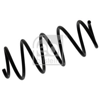 Fahrwerksfeder -- FEBI, FORD, FUSION (JU_), Länge [mm]: 346...