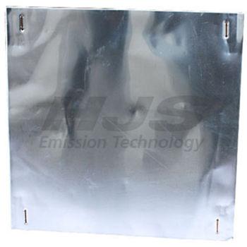 Hitzeschutzblech -- HJS, Länge 1 [mm]: 333, Breite 1 [mm]: 333...