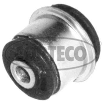 Lagerung, Achsträger -- CORTECO, AUDI, VW, 80 (8C, B4), (89, 89Q, 8A,...