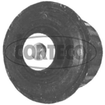 Lagerung, Automatikgetriebeträger -- CORTECO, AUDI, 100 (44, 44Q, C3), ...