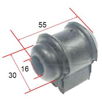 Lagerung, Stabilisator -- CORTECO, RENAULT, RAPID Kasten (F40_, G40_), ...