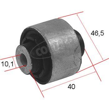 Lagerung, Lenker -- CORTECO, AUDI, A6 (4B2, C5), A4 Avant (8E5, B6), ...