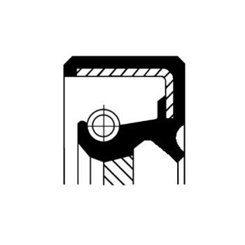 Wellendichtring, Automatikgetriebe -- CORTECO, VOLVO, V40 Kombi (VW), ...