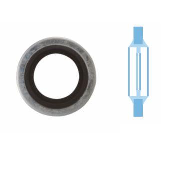 Dichtring, Ölablassschraube -- CORTECO, Innendurchmesser [mm]: 16,7...