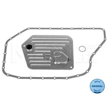 Hydraulikfiltersatz, Automatikgetriebe -- MEYLE, AUDI, A8 (4D2, 4D8), ...