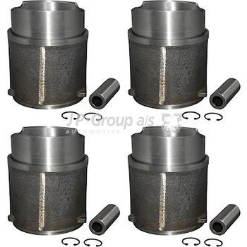 Reparatursatz, Kolben/Zylinderlaufbuchse -- JP GROUP, VW, TRANSPORTER...