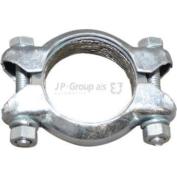 Montagesatz, Abgasanlage -- JP GROUP