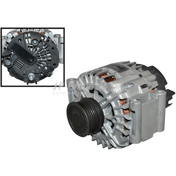 Generator -- JP GROUP, AUDI, A4 (8E2, B6), Avant (8E5,, Cabriolet...