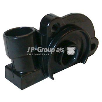 Sensor, Drosselklappenstellung -- JP GROUP, OPEL, VAUXHALL, ASTRA G CC...
