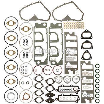 Dichtungsvollsatz, Motor -- JP GROUP, PORSCHE, 911, Targa...
