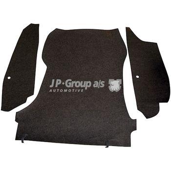 Fußmattensatz -- JP GROUP, PORSCHE, 911 Targa, 912, Farbe: 7, Menge: 3...
