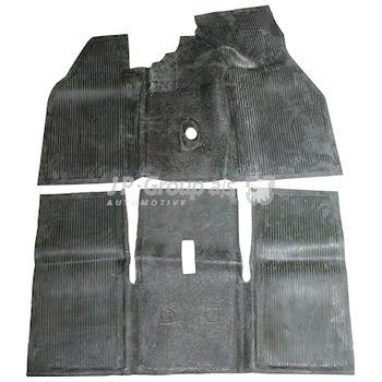 Fußmattensatz -- JP GROUP, VW, KAEFER, Einbauseite: VH, Material: 4