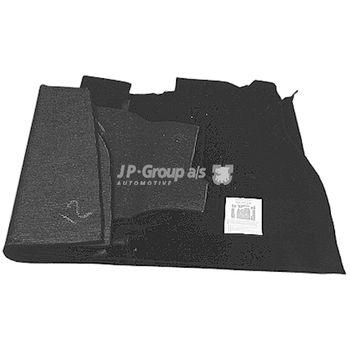 Fußmattensatz CLASSIC -- JP GROUP, VW, KAEFER, Farbe: 7