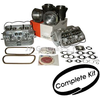 Komplettmotor -- JP GROUP, VW, KAEFER Cabriolet (15), KARMANN GHIA...